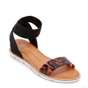 Dolce Vita Cork Wedge Sandals